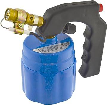 Soplete de gas butano fontanería 190g llama botellas del cilindro de encendido piezoeléctrico SIL322