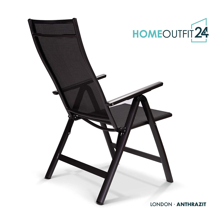 Homeoutfit24 California Sedia Pieghevole