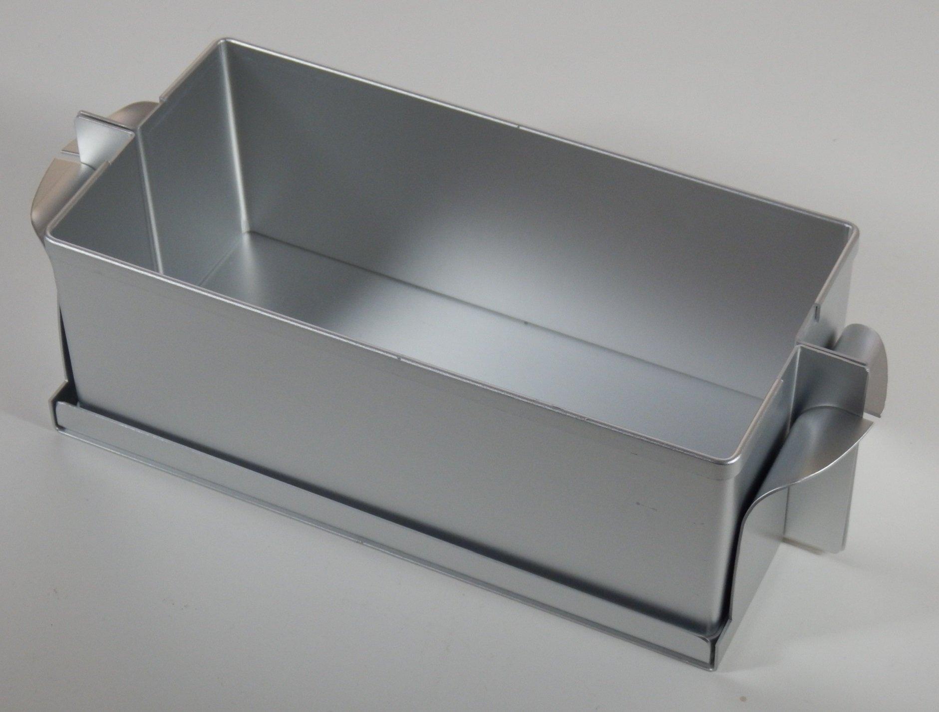 Alan Silverwood Aluminium 8'' Medium Pie Mold Tin