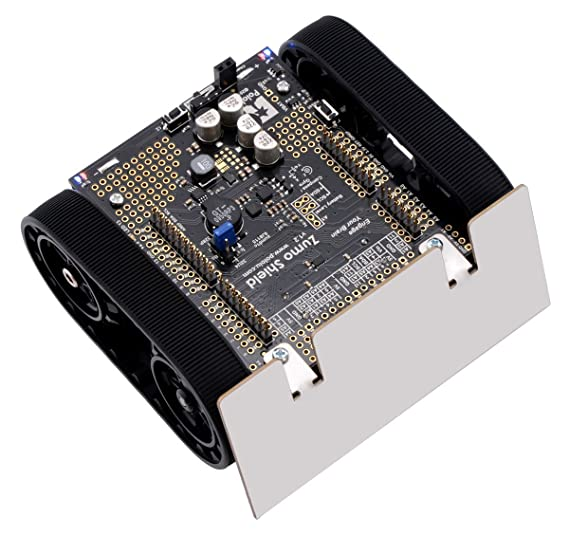 Zumo Robot for Arduino, v1 2 (Assembled with 75:1 HP Motors) by Pololu