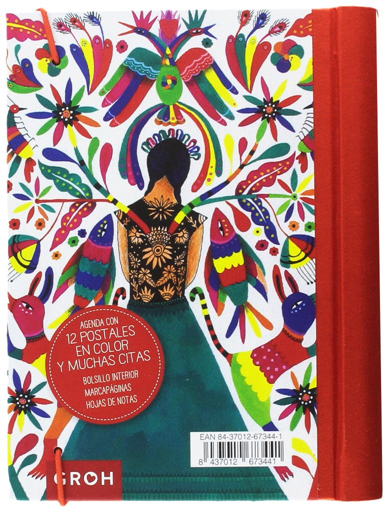 AGENDA FRIDA KAHLO 2018: 8437012673441: Amazon.com: Books