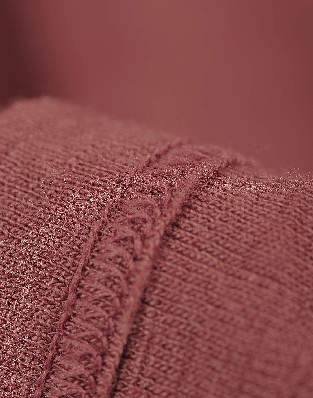 DILLING Womens T-Shirt Organic Merino Wool