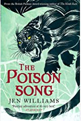 The Poison Song  (The Winnowing Flame Trilogy 3) Paperback