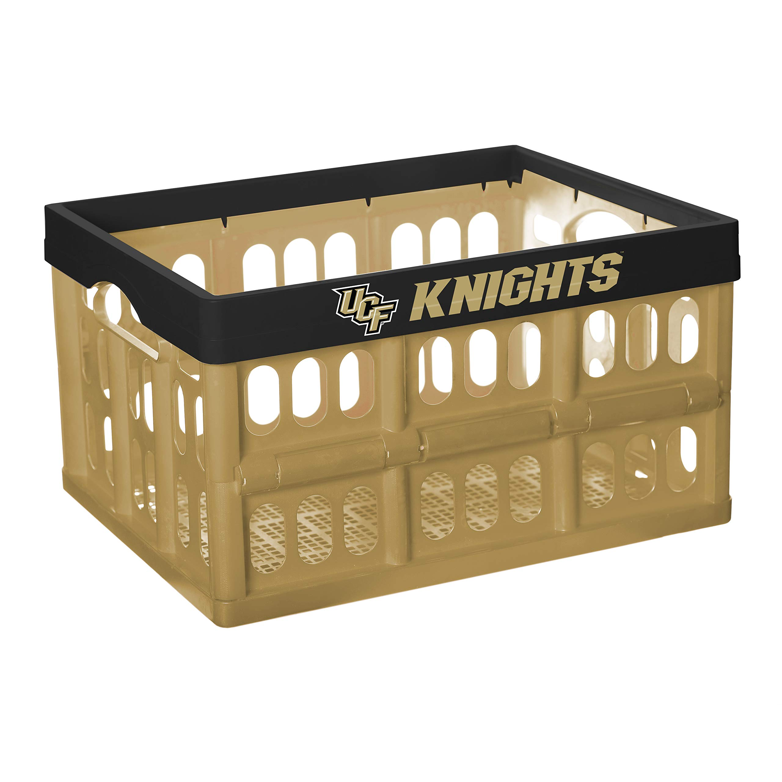 NCAA Fabrique Innovations Collapsible Crate, Central Florida Knights