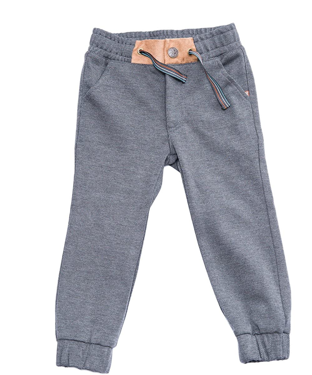FORE! Little Boys Knit Twill Jogger
