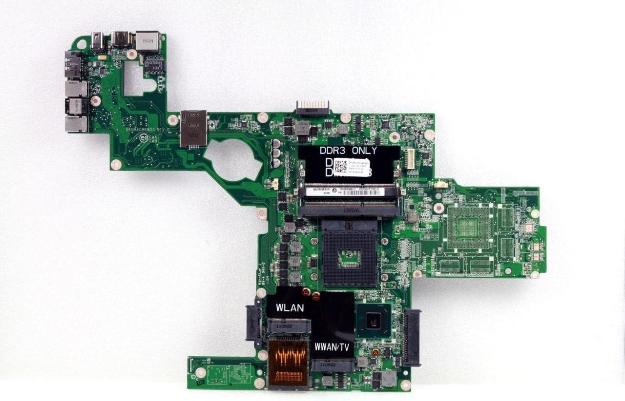 NEW NXH8C Dell XPS L502X Dual-Core/Quad Core Laptop Motherboard Systemboard DAGM6CMB8D0
