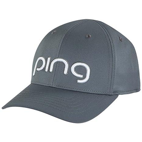 Amazon.com   Ping 2018 Ladies Performance Adjustable Hat Cap- Grey ... 8c9b91a865c