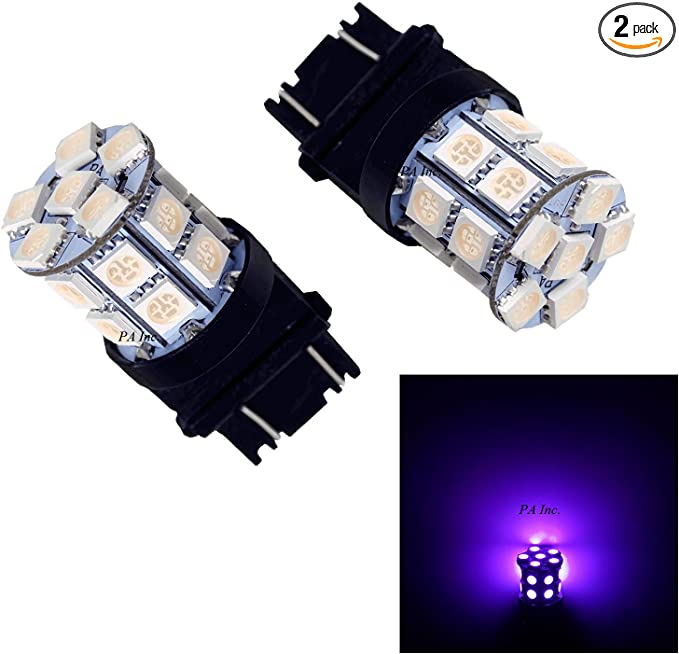 194 LED Light Bulb Extremely Bright 5-SMD 3030 Chipset 168 W5W T10 LED Wedge Light 3.2W 12V License Plate Light Signal Light Trunk Lamp Clearance Lights Reading lamp(2pcs-Ice blue WOXMA
