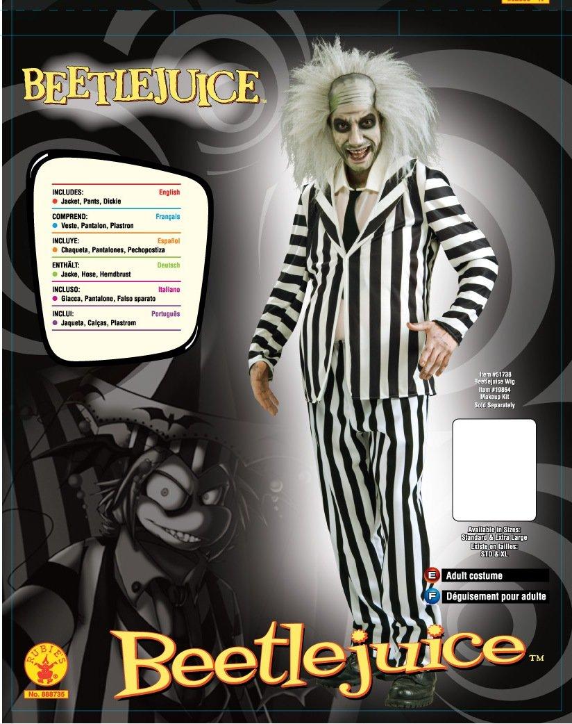Rubies 888735_XL, Disfraz para adultos, talla XL: Amazon.es: Juguetes y juegos