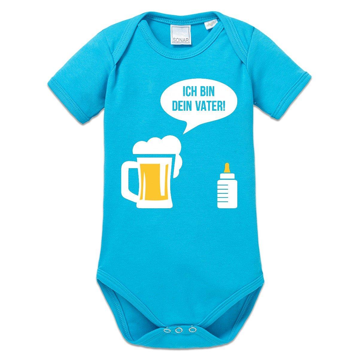 Shirtcity Bier - Ich Bin Dein Vater Baby Strampler by
