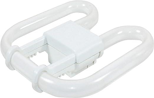 Pifco 2d Fluorescent 4 Pin Energy Saving Tube Light 16 W White Amazon Co Uk Lighting