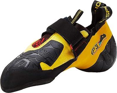 La Sportiva Skwama Black/Yellow, Zapatillas de Escalada ...