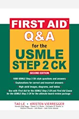 First Aid Q&A for the USMLE Step 2 CK, Second Edition (First Aid USMLE) Paperback