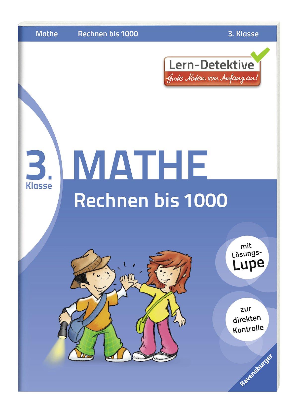 Rechnen bis 1000 (Mathe 3. Klasse) (Lern-Detektive): Amazon.de ...