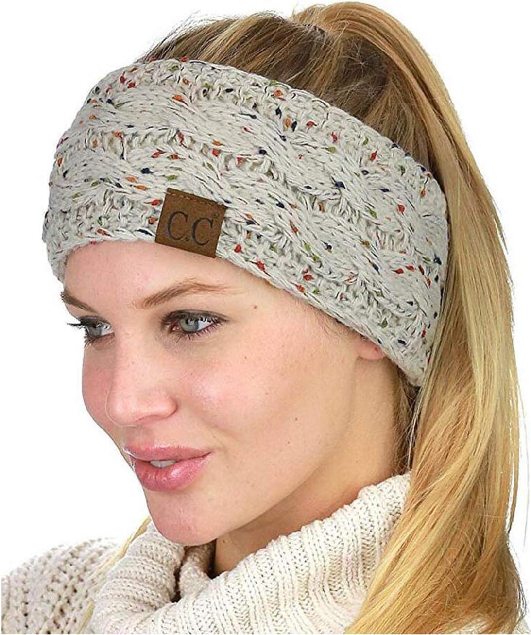 Heyuni.1PC Knit Headbands...