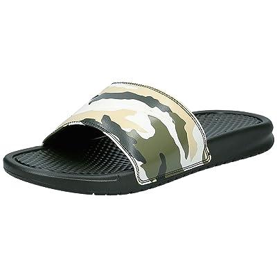 Nike Benassi Just Do It. Print Mens Mens 631261-301   Sport Sandals & Slides
