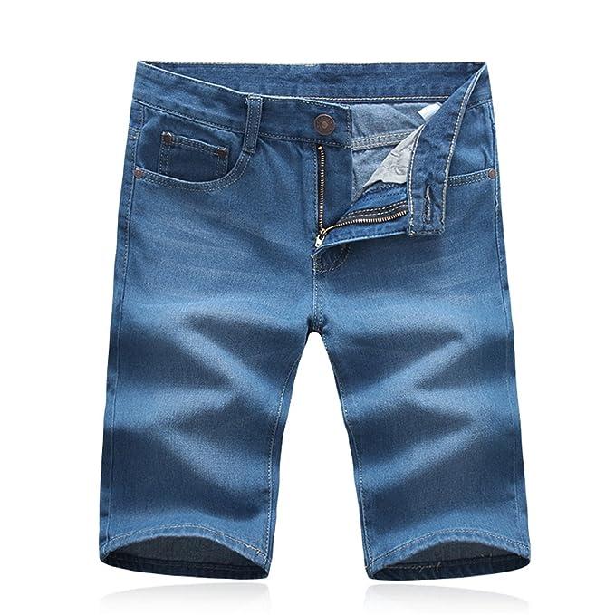 1143fd53fee Woodin New Shorts Plus Size 42 Fashion Designers Shorts Cotton Jeans Men'S  Slim Jeans Shorts Men