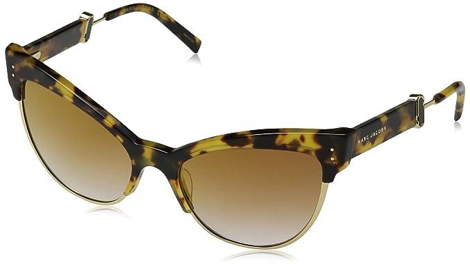 Marc Jacobs Marc 128/S JL LSH 55 Gafas de sol, Marrone ...
