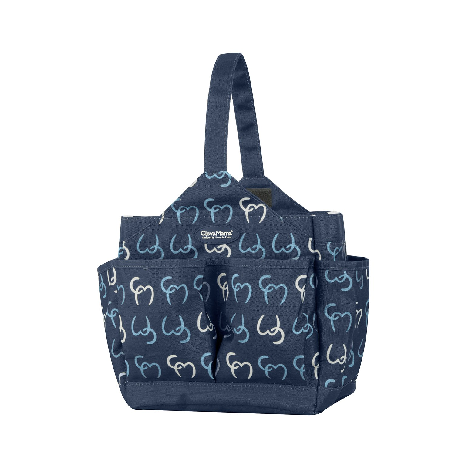 Clevamama Alessia Caddy Changing Bag Navy