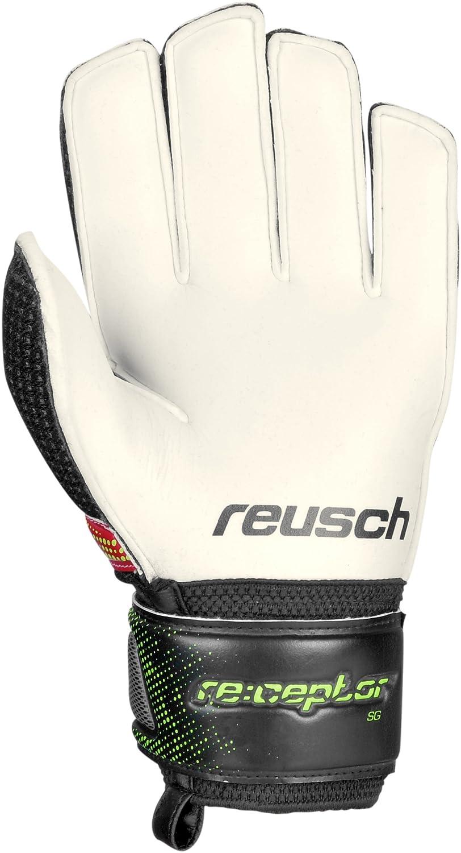 Reusch Soccer Receptor SG Junior Goalkeeper Glove Sports ...