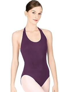 8bd916d47 Amazon.com  Capezio Women s Halter Leotard  Clothing
