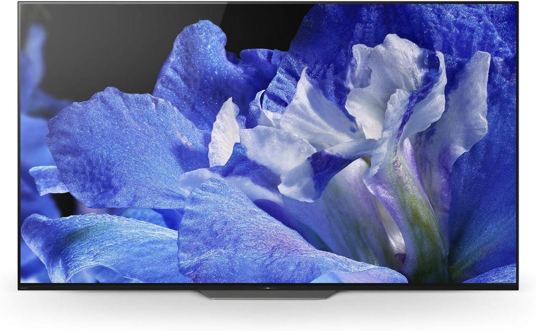 Sony Af8 (55 Pulgadas) 4k Ultra HD HDR Inteligente OLED televisión (Negro): Amazon.es: Electrónica