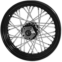 amazon new releases the best selling new future releases in  black rear 40 spoke wheel 16 x 3 fits all harley models 1979