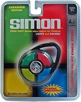 Simon - Juego de reflejos (P224644): Amazon.es: Juguetes y juegos
