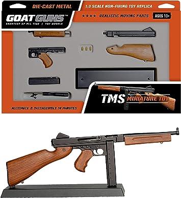 New GoatGuns Goat Miniature 1:3 DieCast Toy Guns Mini M203 Grenade Launcher SG