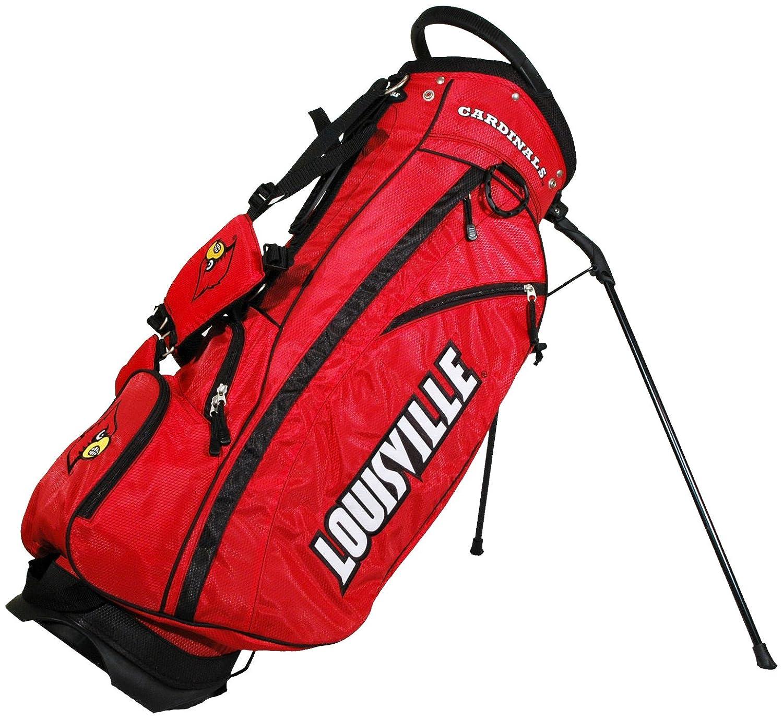 NCAAフェアウェイウッドスタンドゴルフバッグ B0045A5PJW Louisville Cardinals Louisville Cardinals