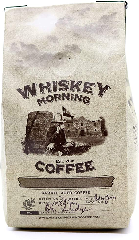 Whiskey Morning Coffee: Fire Roasted