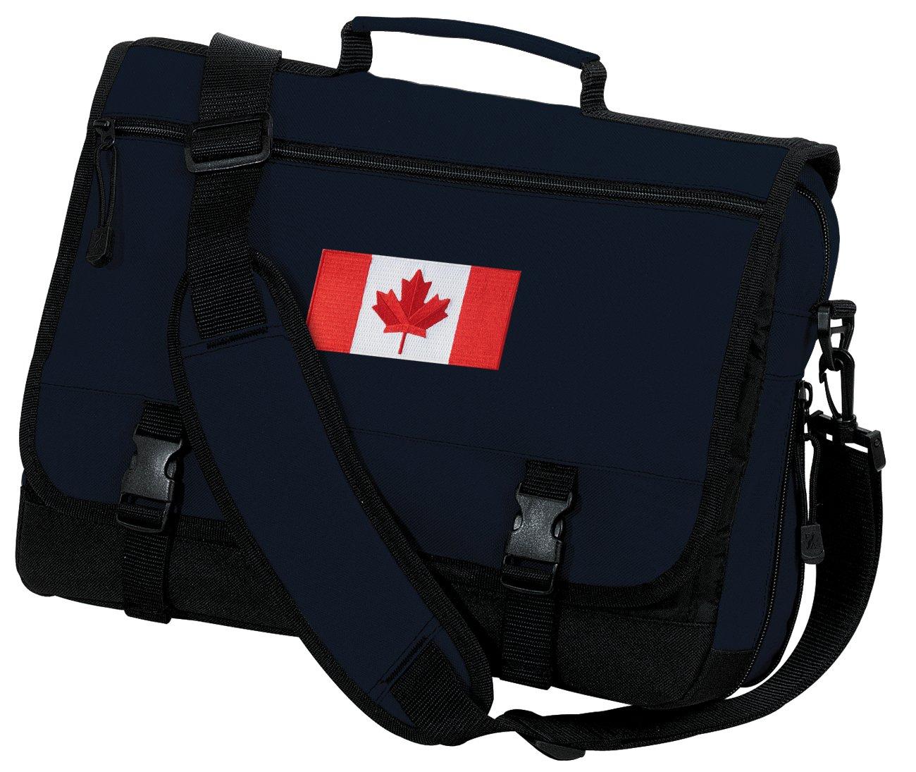 Canada Laptop Bag Canada Flag Computer Bag Messenger Bag