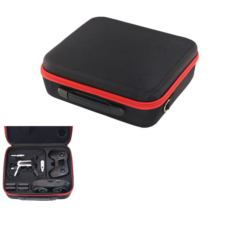 Amazon.com: Tineer Aircraft Drone Storage Bag Protective Case Protector Goggle Box Handbag for Parrot Mambo FPV/Parrot Mambo/Mambo Mission/Mambo Fly Drone: ...