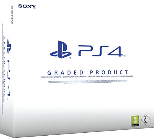 Sony PlayStation 4 500GB (B-Ware)