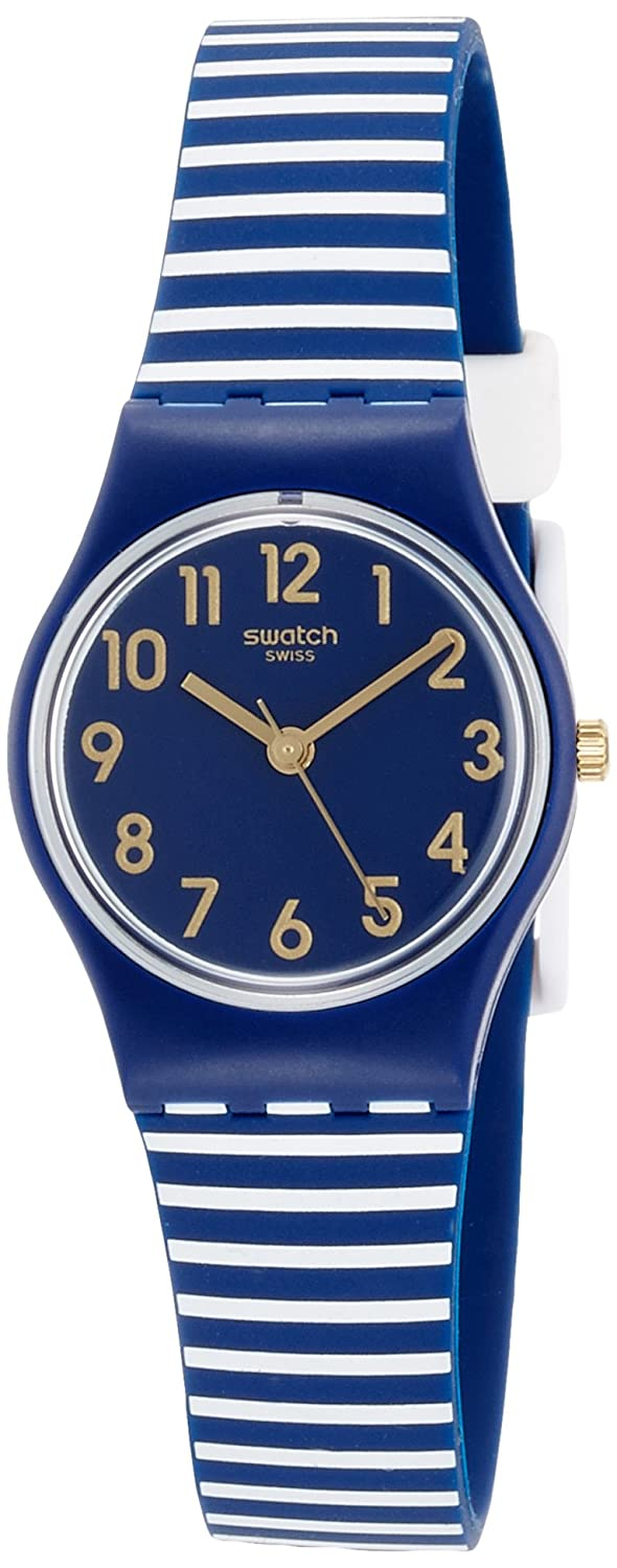 Amazon.com: Swatch Unisex Ora DAria Quartz 25Mm Wrist Watch LN153: Swatch: Watches