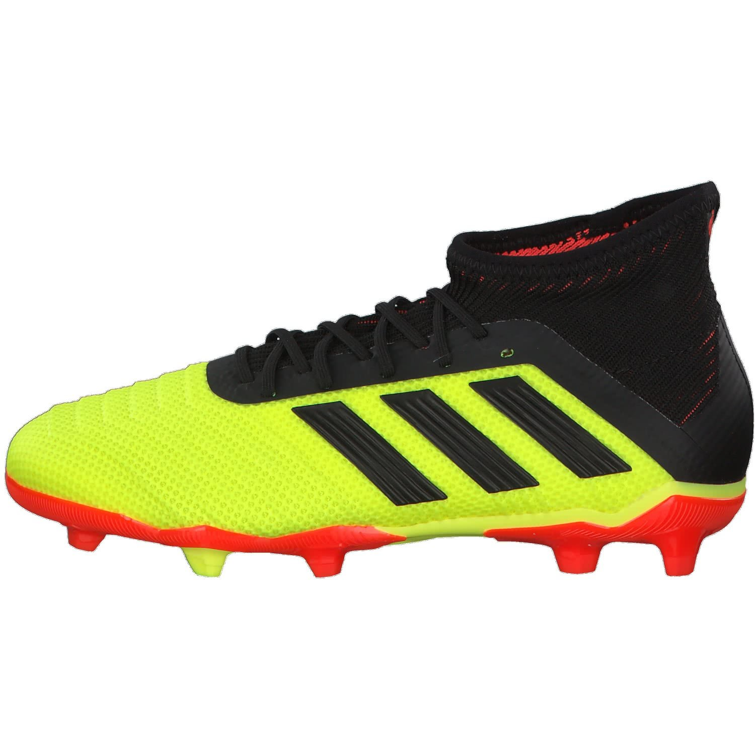 ce7b291fba94 adidas Unisex Kids  Predator 18.1 Fg J Football Boots  Amazon.co.uk ...