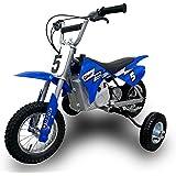Hardline Products Adjustable Height Training Wheels for Razor MX350,MX400,MX450,MX650 Electric Motorcycle