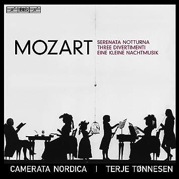 Mozart: Serenades/Divertimenti