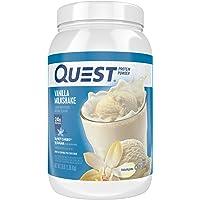 Quest Protein Powder Quest Protein Powder, Vanilla Milkshake, 3lb 3 Pound