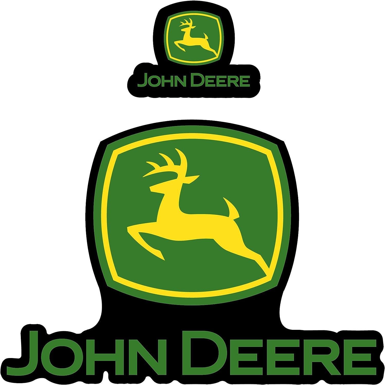 Chroma 8669 John Deere Stick Onz 6x 8 Decal Chroma Graphics
