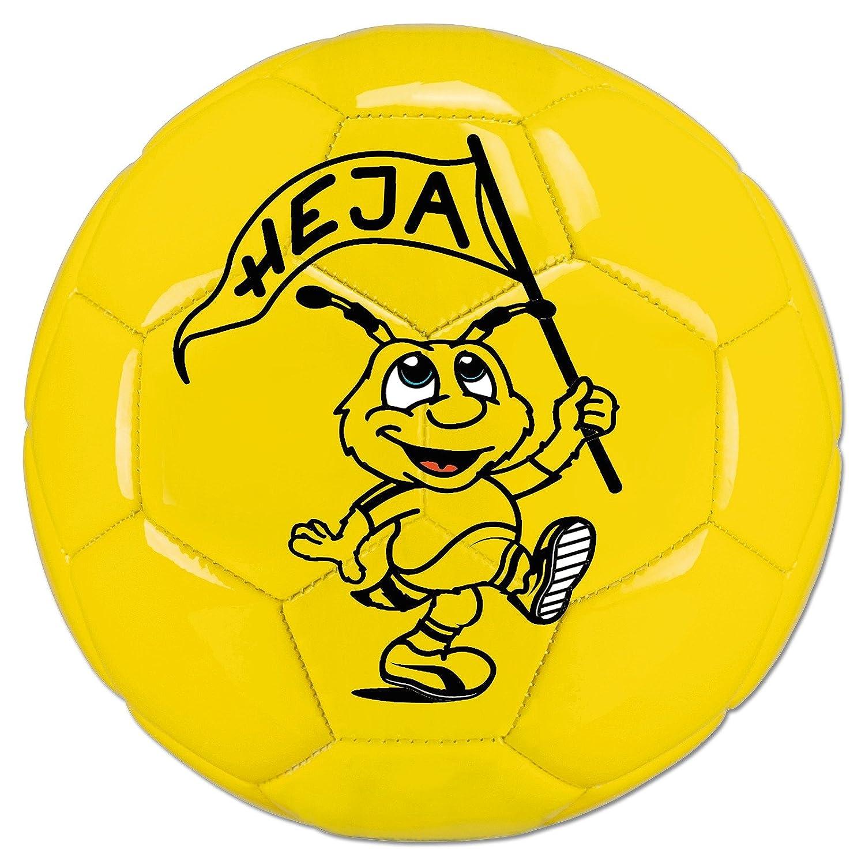 Puma BVB Emma Mini Ball Cyber Yellow Black OneSize PUMAE #PUMA 82825 01