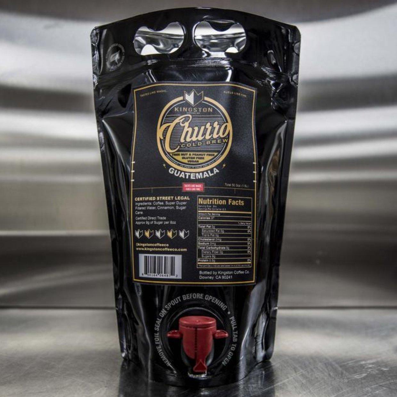 Kingston Coffee Co PREMIUM CHURRO COLD BREW COFFEE