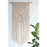 Macrame Wall Hanging Woven Tapestry Boho Home Decor
