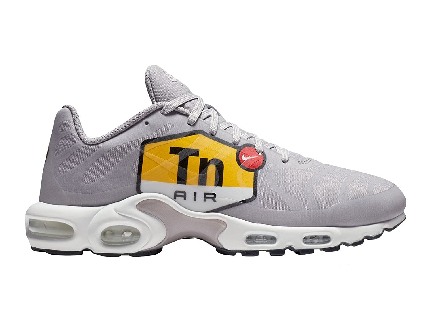 273d4302b1 Amazon.com | NIKE Men's Air Max Plus NS GPX SP Atmosphere Grey/Atmosphere  Grey/Black/White Nylon Running Shoes 9 D(M) US | Road Running