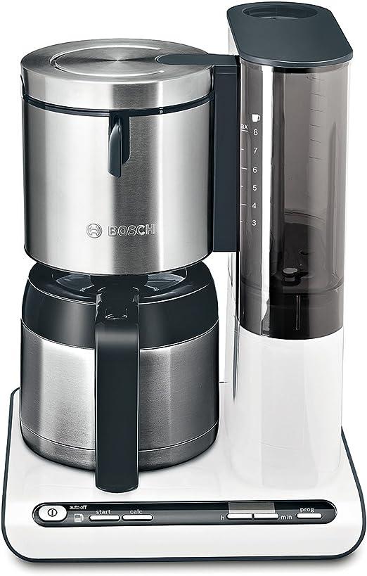 Bosch TKA8651 - Cafetera de goteo, 1100 W, capacidad para 8-12 ...