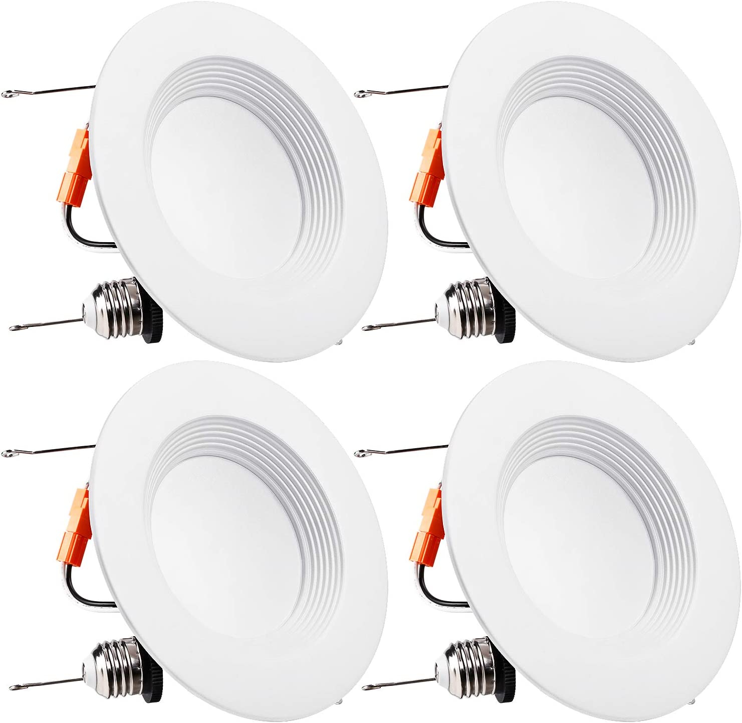 Body Color : Silver, Emitting Color : White Tlwangl Downlight 10pcs//Lots LED Downlight Round Recessed Lamp 5W 7W 9W 12W 15W 20W 30W LED Dimmable Ceiling Lamp Spot Light for Home Illumination