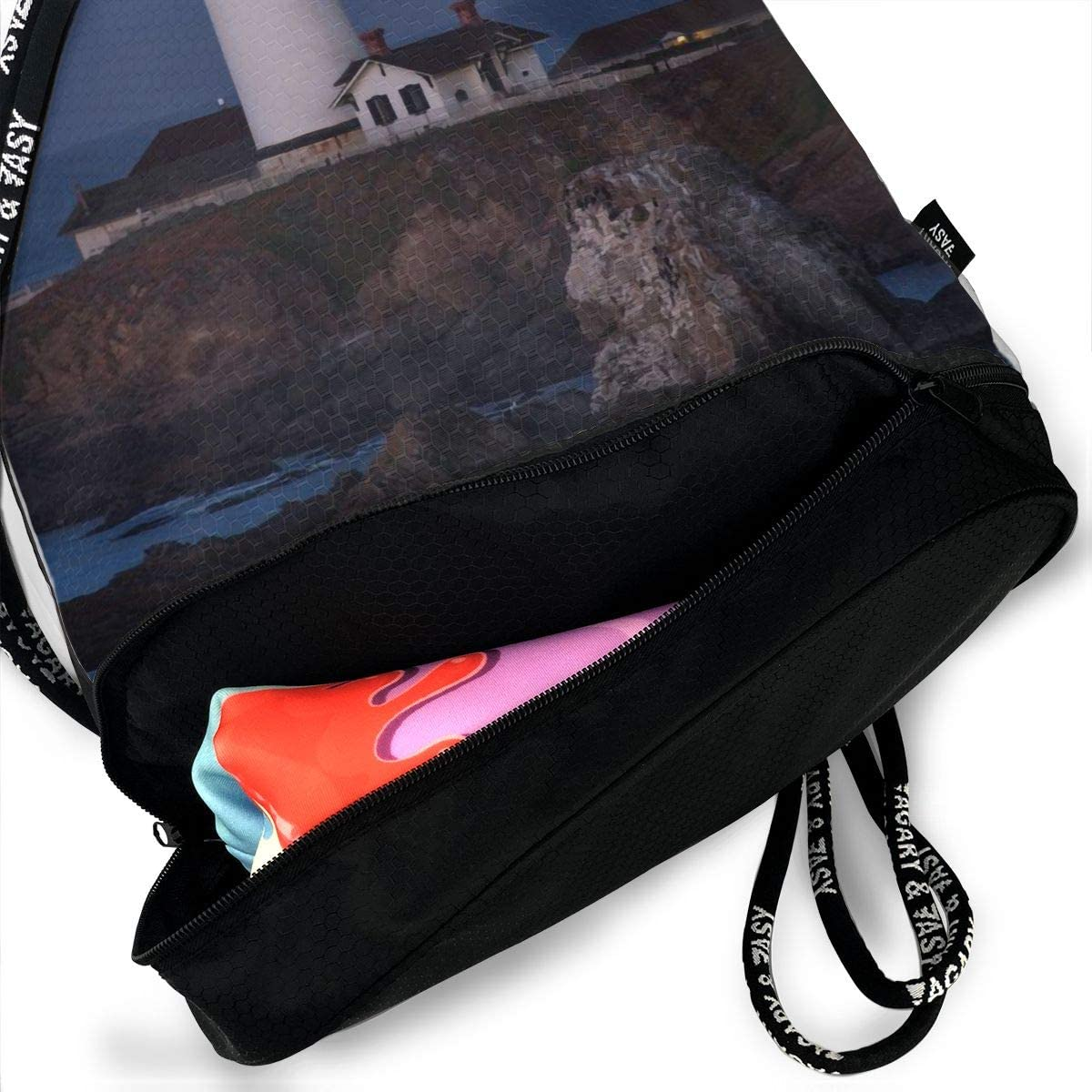 Drawstring Backpack Chemical Test Instruments Equipment Bags