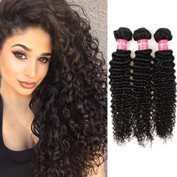 Amazon angels beauty brazilian curly hair weave 3 bundles angels beauty brazilian curly hair weave 3 bundles virgin human hair extensions unprocessed afro kinkys curly pmusecretfo Image collections