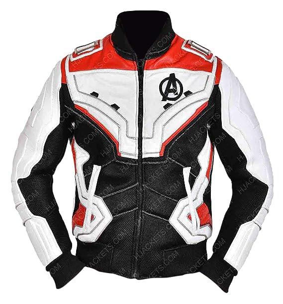 Amazon.com: Endgame Quantum Realm Superheroes Leather ...