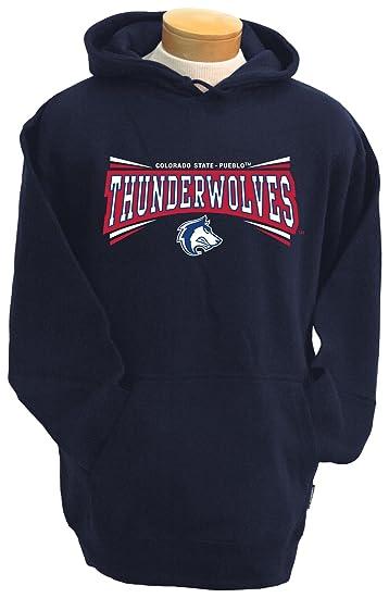 best website 996bc 75b3d Amazon.com : NCAA Colorado State Pueblo Thunderwolves Men's ...